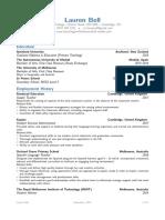 resume  18