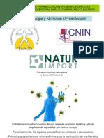 Inmunologia y Nutrición Ortomolecular