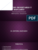 El Sistema Bancario