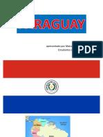 Apresentação Paraguai