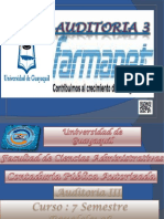 AUDITORIA - FARMANET