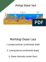 morfologi dasar laut.ppt