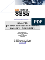 Quiz Fas n1 Ssiap1