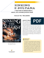 Sinking the Sultana Teachers' Guide