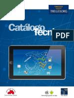 Trelleborg Catalogo Tecnico 2016 ES