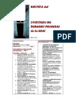 Revista Del Instituto de Derecho Procesal Nro 2 - 2010