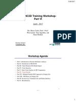FRANC3D V7 Training - Part 6 - Crack Growth