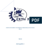 TICS Entregable 1. A2