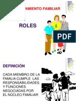 Funcionamiento Familiar Roles