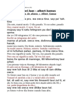 Liv Dari Luar – Albert Kamus