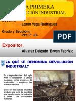La Primera Revolucion Industrial