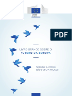 Livro Branco Sobre o Futuro Da Europa Pt