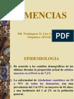 2. Demencia - Dr. Lira