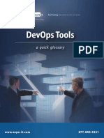 DevOps Tools Glossary