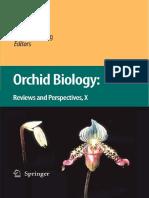 Tiiu Kull, Joseph Arditti, Sek Man Wong-Orchid Biology_ Reviews and Perspectives X (2009)