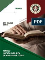 Fides Reformata - Série Especial (PDF)