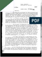PROCURACION DEL TESORO DE LA NACION - COMPUTO DE SERVICIOS PARA EL SPF. APLICACION ART.8 LEY 13.018 Ptn Dic 177-92 S-computo Menos 10