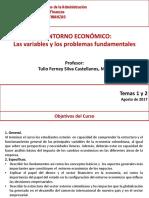 Economia Para Finanzas Parte 1