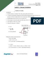 App G - Shoring Calcs