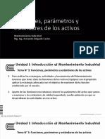 Present. - Unidad II - Mantenimiento Industrial 2 - Final