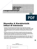 Inflasi Di Indonesia