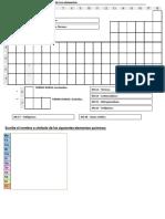 Prctica n 1 osmosis plantilla en blanco tabla peridica urtaz Choice Image