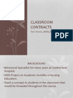 classroom contracts final