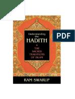 Swarup, Ram - Understanding the Hadith 2002