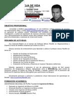 HOJA de VIDA de Yhonny_Paul_Ruiz_Dioses-Instructor SolMine SRL-2016 (1)