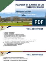 16 Va Expo Evalución en El Marco de Las Políticas Públicas