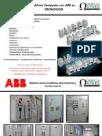 Abb-tableros Omega Power Sac