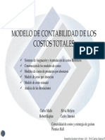 Tema 7 Modelo de Contabilidad de Los Costos Totales