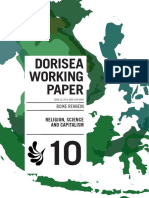 DORISEA WP 10 Rehbein Religion, Science and Capitalisms