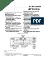 ADSP 218xN Series