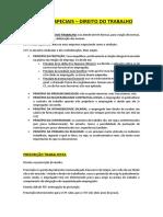 Tópicos Especiais Direito Do Trabalho(1)