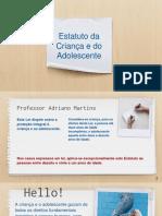 ECA - Prof Adriano