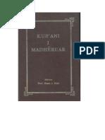 Kur'ani - përkthim i Hasan Nahit