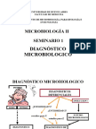 Diagnostico microbiologico