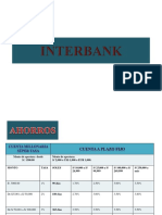 Banca y Bolsas