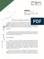 02738-2014-HC el debido proceso según el tribunal constitucional