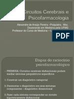 Aula Psicofarmacologia Avancada Prof. Alexandre a. Pereira