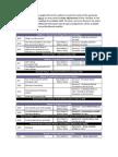 Schedule Soc 301 Fall 2010