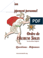 Aurum-solis Developpement Personnel