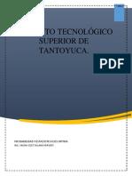 Distribucion de Frecuencias, Representacion Grafica y Medidas de Tendencia
