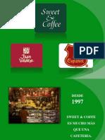 Sweet and Coffe Mercadeo [Recuperado]