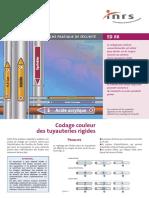 Froid - Identification Des Fluides de Acordo Com Directiva 92-58 CEE