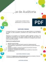 auditoria presentacion