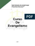curso de evangelismo com estudo da cultura sertaneja 2016 2 (1).doc