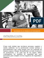 Seguridad en Los Trabajos de Perforación