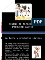 Diseño de Almacen de Producto Lacteo Expo